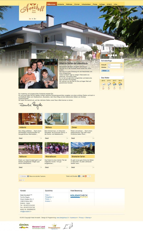 Web Design Referenzen Designhaus Bozen Web Design